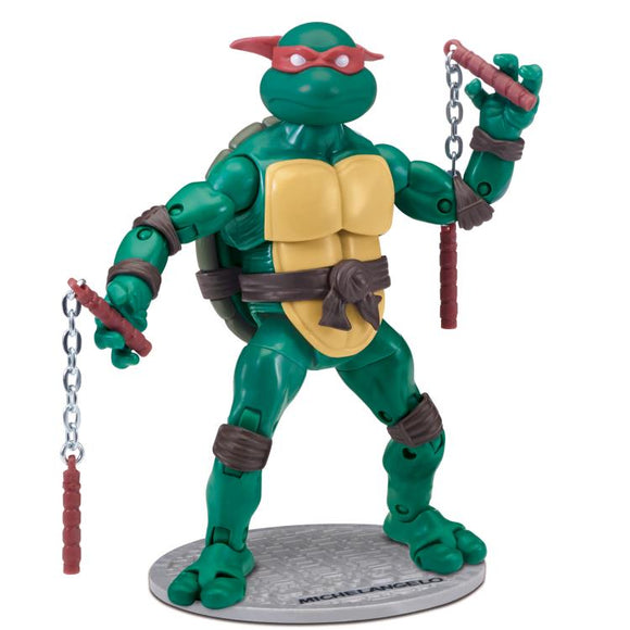 Playmates TMNT Ninja Elite Series PX Previews Exclusive Michelangelo Figures