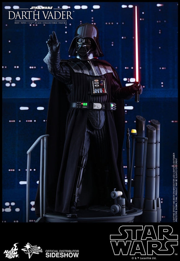 Hot Toys Star Wars Episode V The Empire Strikes Back Darth Vader 1/6 Scale Figure