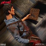 "Mezco Toyz One12 Collective Ash from Evil Dead 2 1/12 Scale 6"" Action Figure"