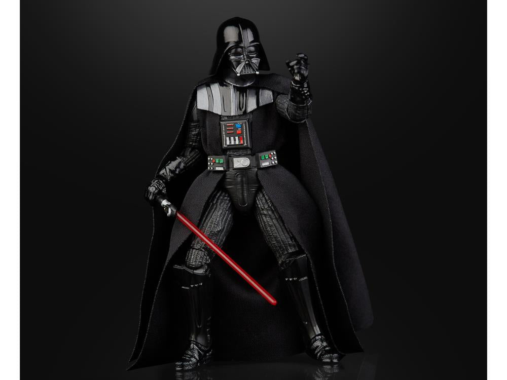 Hasbro Star Wars The Black Series 6 Darth Vader The Empire Strikes Ba Maybang S Collectibles