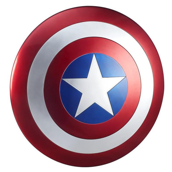 Hasbro Marvel Legends Gear Captain America Shield 1:1 Scale Prop Replica