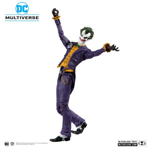McFarlane Toys Batman Arkham Asylum DC Multiverse The Joker Action Figure