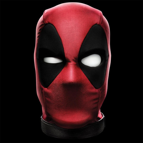 Hasbro Marvel Legends Interactive Electronic Deadpool's Head