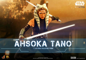 Hot Toys Star Wars The Mandalorian - Television Masterpiece Series DX20 Ahsoka Tano 1/6 Scale Collectible Figure