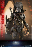 Hot Toys Aliens VS Predator Requiem Wolf Predator (Heavy Weaponry) 1/6 Scale Figure