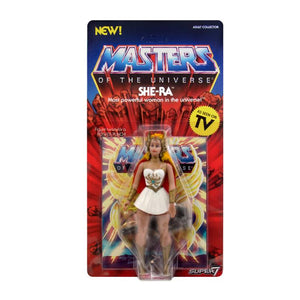 Super7 Masters of the Universe Vintage Wave 1 Collction She-Ra Action Figure