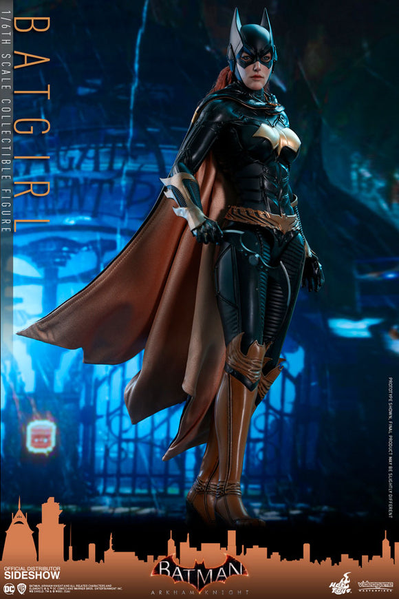 Hot Toys DC Comics Batman Arkham Knight Batgirl 1/6 Scale Collectible Figure