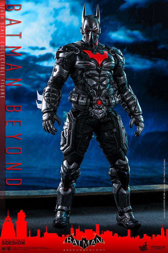Hot Toys DC Comics Batman Arkham Knight Batman Beyond 1/6 Scale Collectible Figure