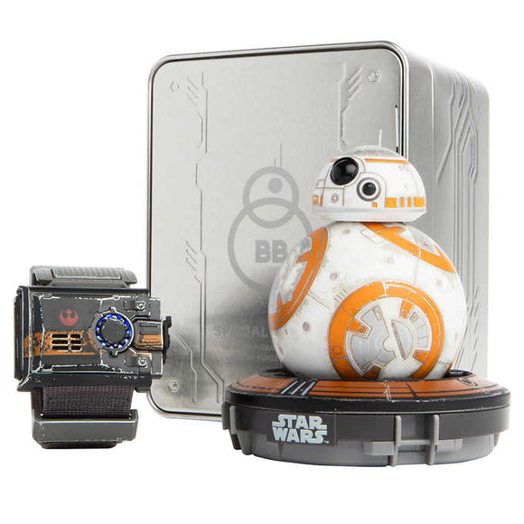 Sphero Star Wars BB-8 with Force Band & Special Edition Collector Tin Box