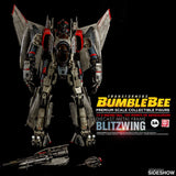 ThreeA Transformers Bumblebee (2018) Blitzwing Premium Scale Die-Cast Metal Collectible Figure