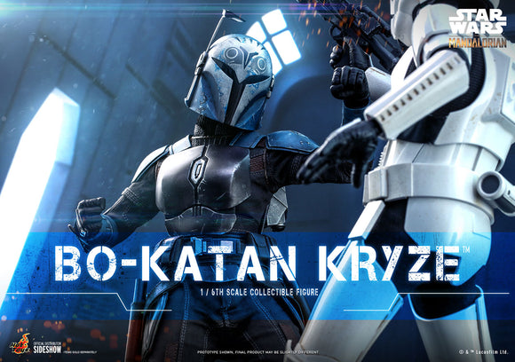 Hot Toys Star Wars The Mandalorian - Television Masterpiece Series Bo-Katan Kryze 1/6 Scale Collectible Figure