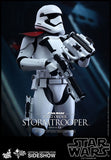 "Hot Toys Star Wars Episode VII The Force Awakens First Order Stormtrooper Officer 1/6 Scale 12"" Figure"