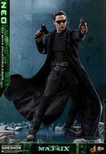 "Hot Toys The Matrix Collectibles Neo 1/6 Scale 12"" Figure"