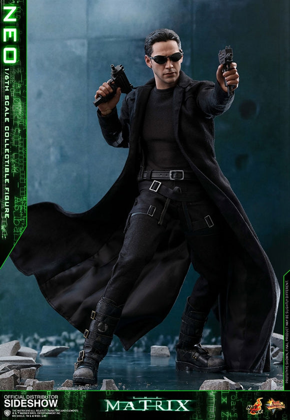 Hot Toys The Matrix Collectibles Neo 1/6 Scale 12