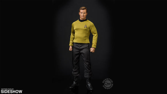 Quantum Mechanix Star Trek The Original Series Captain Kirk 1/6 Scale 12