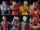 Hasbro Marvel Legends Venom Wave 2 Set of 6 Figures (Venompool BAF)