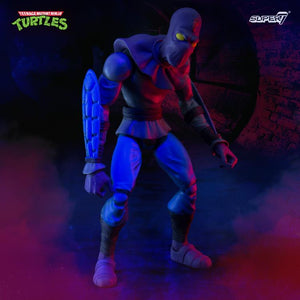 "Super7 TMNT Teenage Mutant Ninja Turtles Ultimates - Foot Soldier 7"" Action Figure"