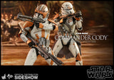 "Hot Toys Star Wars Episode III: Revenge of the Sith Commander Cody 1/6 Scale 12"" Collectible Figure"