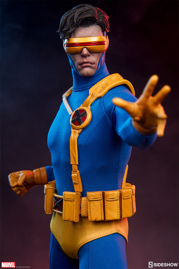 Sideshow Marvel Comics X-Men Cyclops 1/6 Scale 12