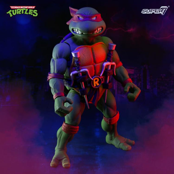 Super7 TMNT Teenage Mutant Ninja Turtles Ultimates - Raphael 7