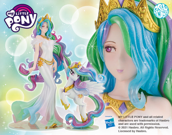 Kotobukiya My Little Pony Princess Celestia Bishoujo 1/7 Scale Statue