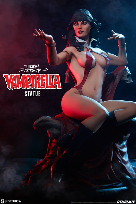 Sideshow Dynamite Entertainment Vampirella Collectibles Vampirella Statue