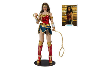 McFarlane DC Multiverse Wonder Woman 1984 Wonder Woman Action Figure