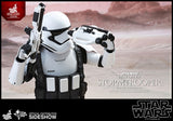 "Hot Toys Star Wars Episode VII The Force Awakens First Order Stormtrooper (Jakku Exclusive) 1/6 Scale 12"" Figure"