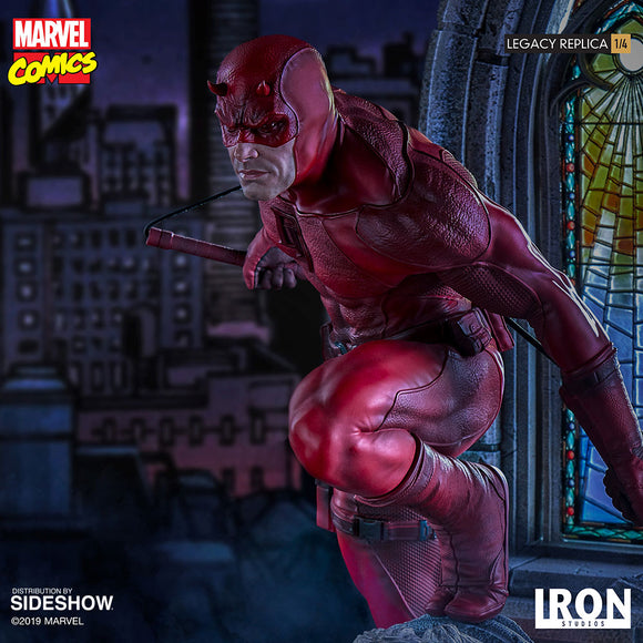 Iron Studios Marvel Comics Daredevil Legacy Replica 1/4 Scale Statue