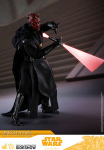 "Hot Toys Star Wars Solo A Star Wars Story Darth Maul 1/6 Scale 12"" Action Figure"
