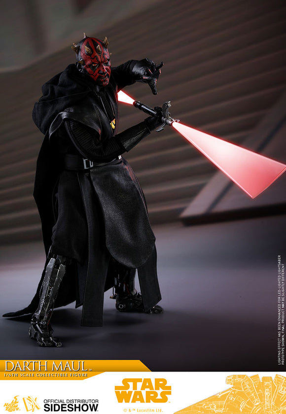 Hot Toys Star Wars Solo A Star Wars Story Darth Maul 1/6 Scale 12