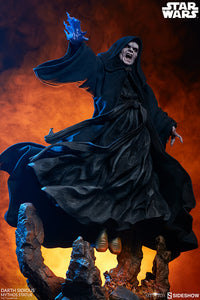 Sideshow Star Wars  Emperor Palpatine Darth Sidious Mythos Statue