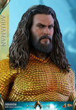 "Hot Toys DC Comics Aquaman 1/6 Scale 12"" Collectible Figure"