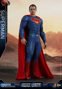 Hot Toys DC Comics Justice League Superman 1/6 Scale Figure