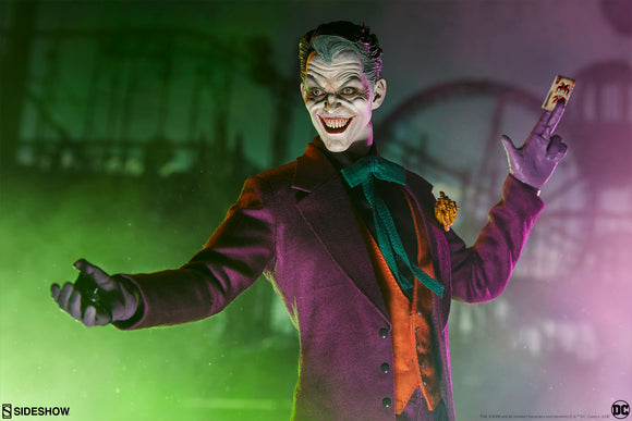 Sideshow DC Comics The Joker 1/6 Scale 12