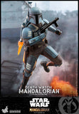 Hot Toys Star Wars The Mandalorian - Television Masterpiece Series Death Watch Mandalorian 1/6 Scale Collectible Figure