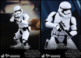 "Hot Toys Star Wars Episode VII The Force Awakens First Order Stormtrooper 1/6 Scale 12"" Figure"