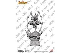 Beast Kingdom Marvel Avengers Infinity War D-Select DS-015 Iron Spider PX Previews Exclusive Statue