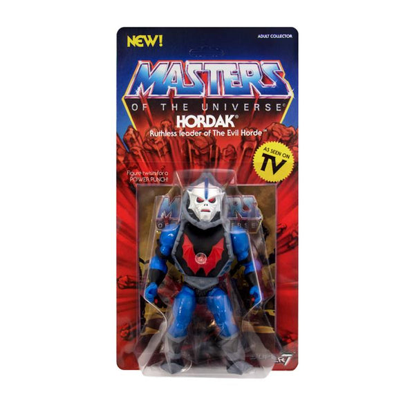 Super7 Masters of the Universe Vintage Wave 1 Collction Hordak Action Figure