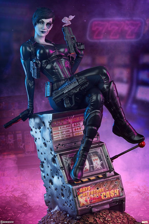Sideshow Marvel Comics X-Men Domino Premium Format Figure Statue