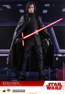 "Hot Toys Star Wars Episode VIII The Last Jedi Kylo Ren 1/6 Scale 12"" Figure"