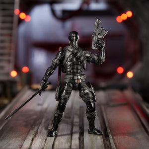 Hasbro G.I. Joe Classified Snake Eyes Action Figure