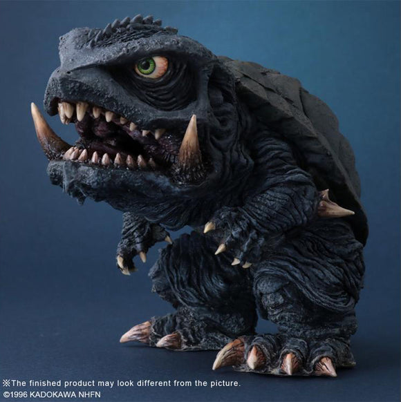 X-Plus Gamera 2 Attack of the Legion Defo-Real Gamera Godzilla Collectible Figure