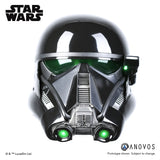 ANOVOS ROGUE ONE: A STAR WARS STORY Death Trooper Specialist Helmet Accessory Prop Replica Helmet