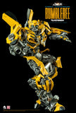 Threezero Transformers The Last Knight DLX Scale Collectible Series Bumblebee Diecast Action Figure