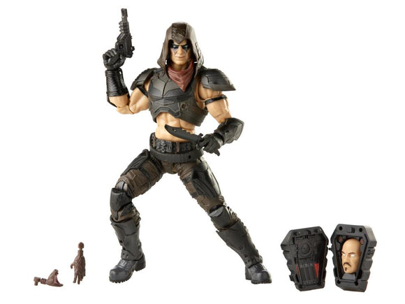 Hasbro G.I. Joe Classified Series Zartan Figure