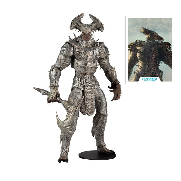 McFarlane Toys DC Zack Snyder Justice League Steppenwolf 10-Inch Mega Action Figure