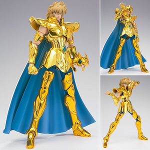Bandai Saint Seiya Saint Cloth Myth EX Leo Aiolia God Cloth (Revival Ver.) Figure