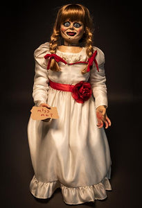 Trick or Treat Studios The Conjuring - Annabelle Doll Full Size Movie Prop Replica Doll