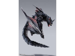 Bandai Monster Hunter S.H.MonsterArts Nargacuga (With Bonus)